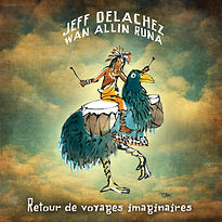 couverture CD JeffdeLaChaise