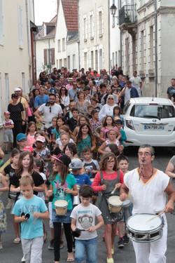 Percufolies Ligueil 2014