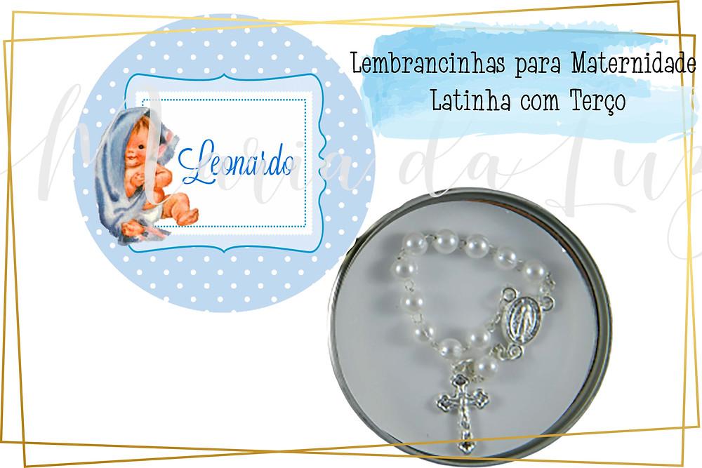 latinha maternidade