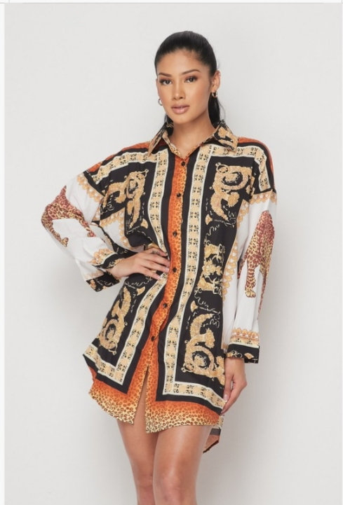 Tunic Dress/Top