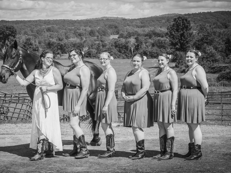 NY Farm Wedding