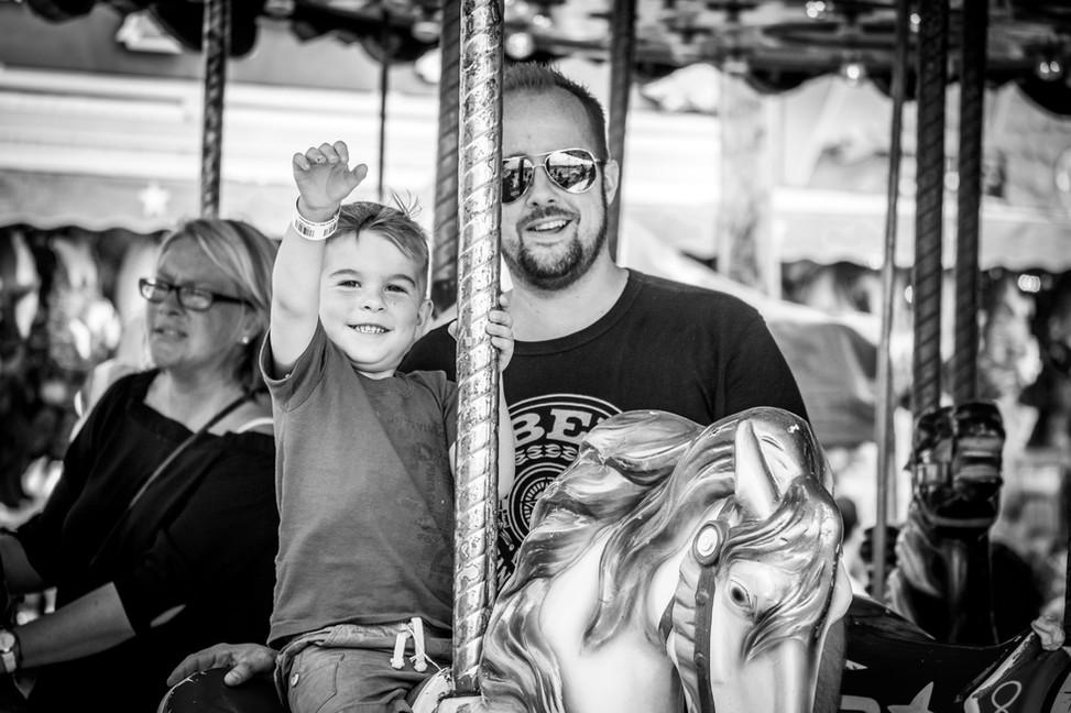 NY State Fair Carousel