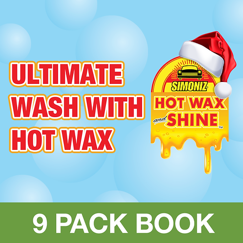 HOLIDAY 9 PACK ULTIMATE HOT WAX - PY