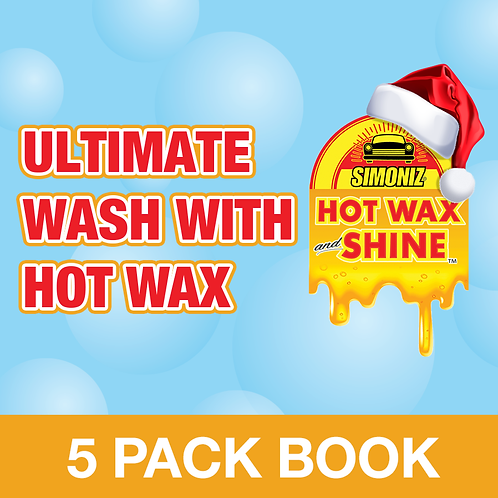 HOLIDAY 5 PACK ULTIMATE HOT WAX - PY