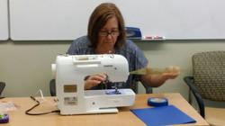 Sewing - VA Long Beach 1