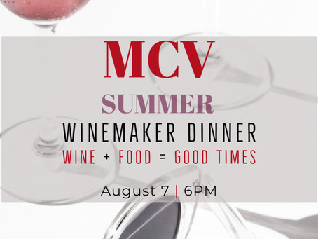For the love of wine...DINE!