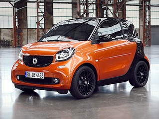Nuevo Smart For Two 2015