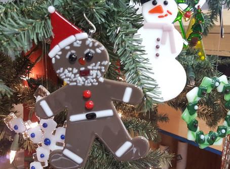 Ornament Workshops are BACK in November!