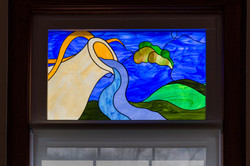 Zion Mennonite Window