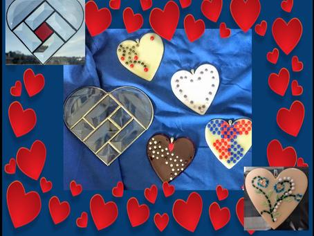 Valentine Hearts Workshop February 6