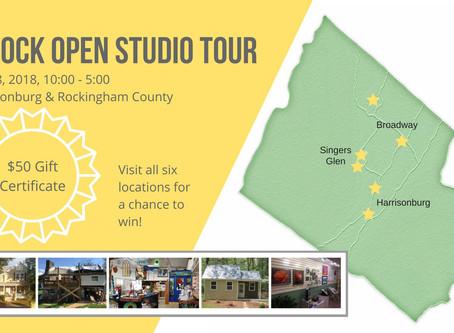 H-Rock Open Studio Tour