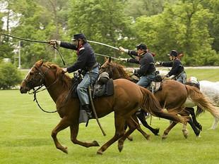 Call the Cavalry!
