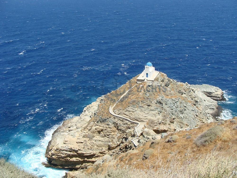 Sailing Holidays Cyclades Sifnos