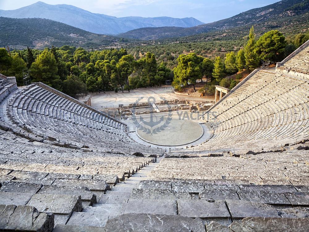 Sailing Holidays Greece - Epidauros