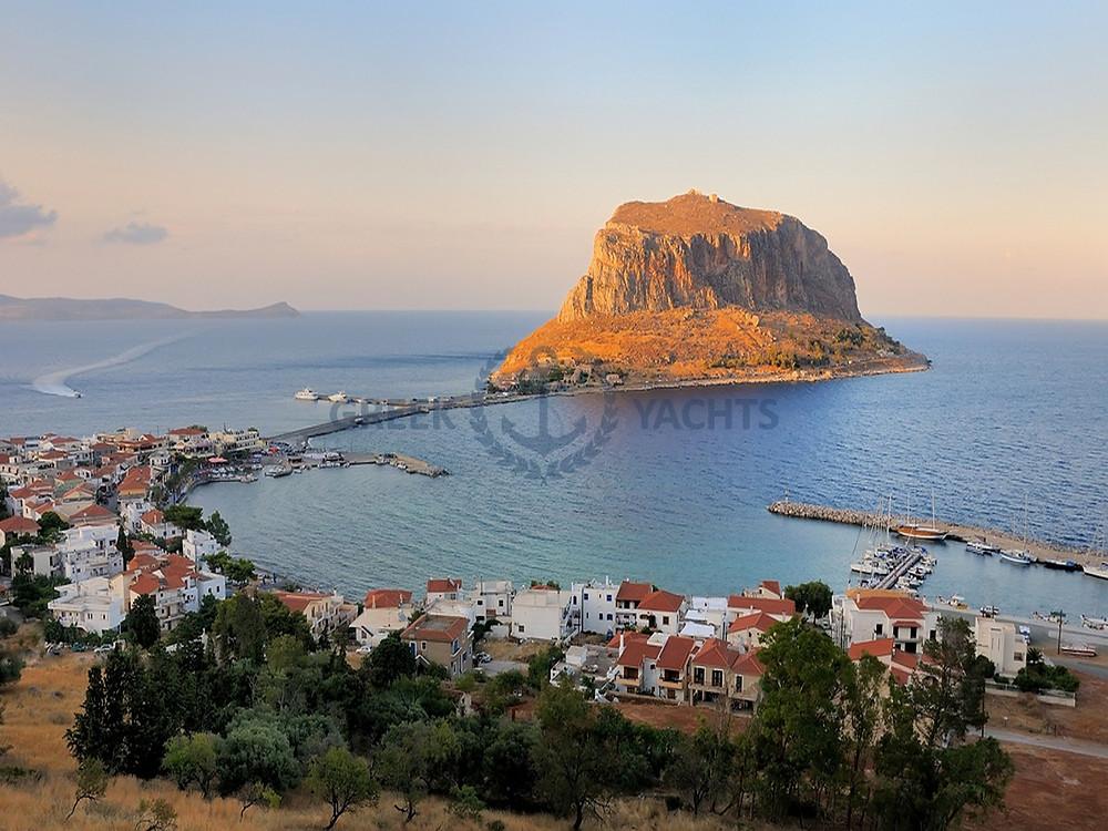 Sailing Holidays Greece - Monemvasia