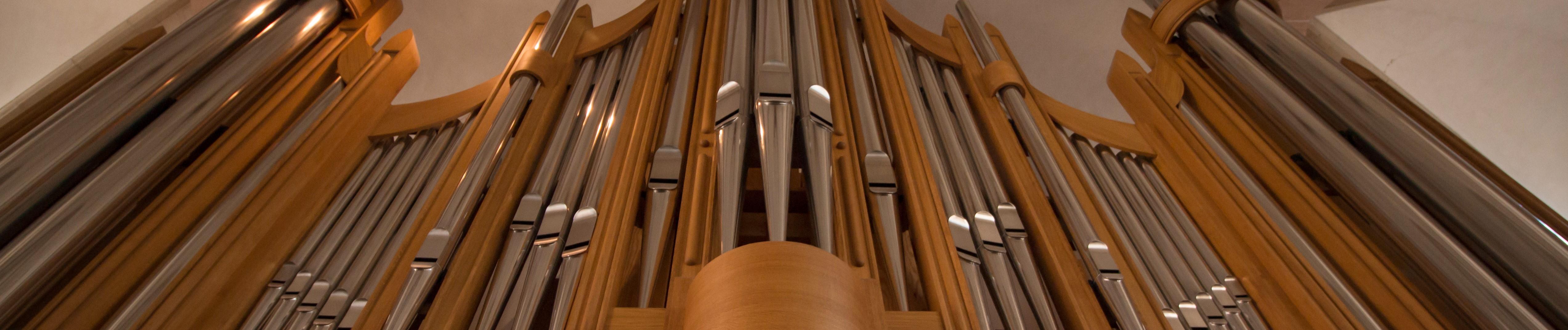 Detmold, Lutherkirche: Paschen Orgel