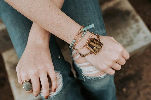 Hudson Crystal Bracelet