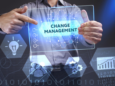 Using Technology to Support Organizational Change Management