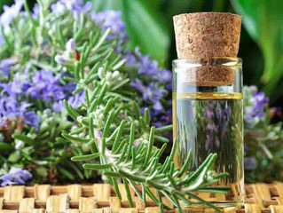 Essential Oils & Touch Therapy