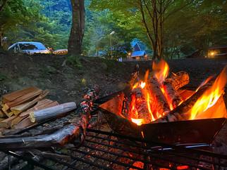 キャンプ三昧