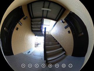 360°パノラマを試してみました