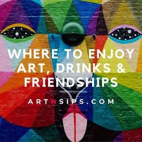 ARTNSIPS - Connect through art
