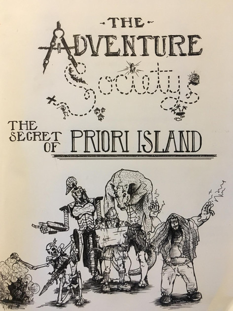 The Secret of Priori Island
