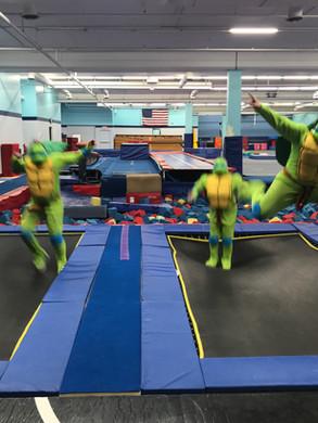 Ninja Jumpers