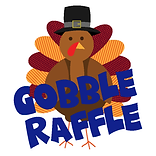 Gobble Raffle Website front page.png