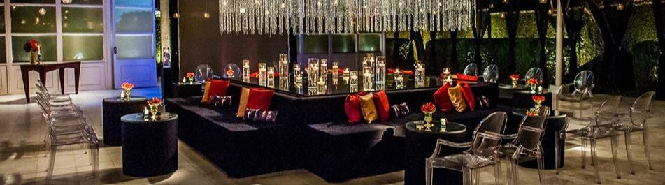 Lounge para debutante