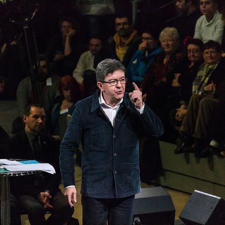 Jean-Luc Mélenchon lance sa campagne présidentielle !