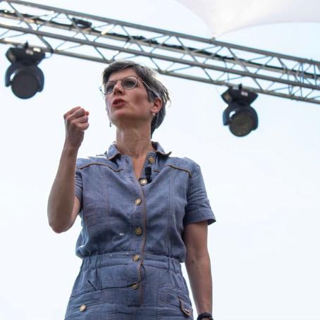 Sandrine Rousseau : La surprise de la primaire écologiste