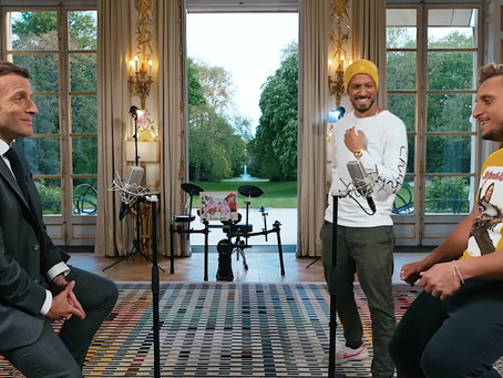 Mcfly & Carlito : Le coup de communication d'Emmanuel Macron