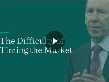 Kenneth French on Market Timing, Investor Confidence, and Portfolio Building