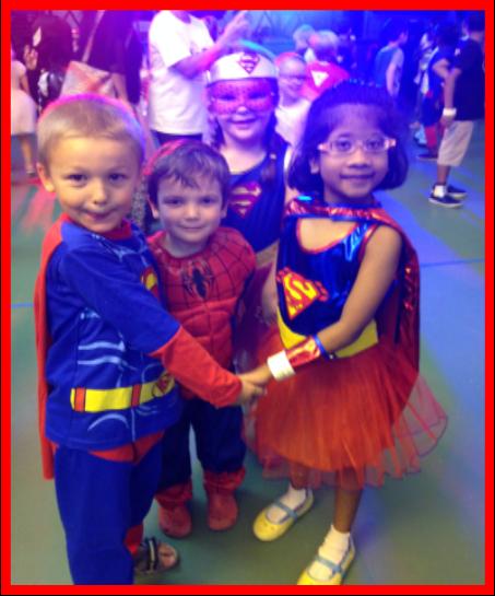 Superheroes Disco