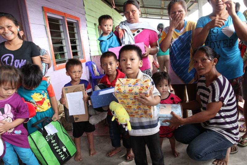 Penan-shoe box appeal