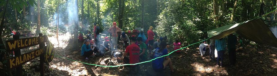 Kalani Camp, KK, P6, ability expeditions