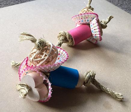 Bunny Bouquet Toss