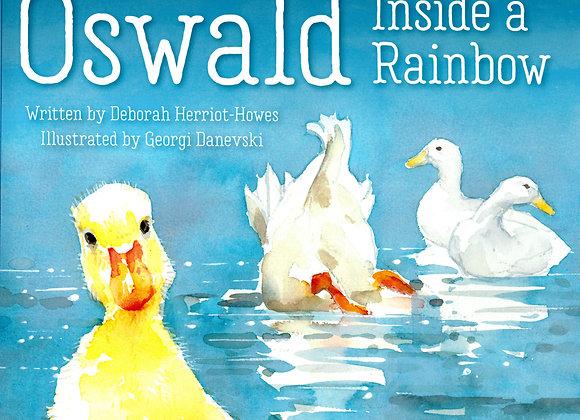 Oswald Inside A Rainbow