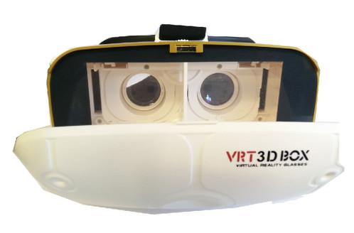 Lente De Realidad Virtual Japones Para Celular