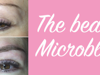 The beauty of Microblading: Semi Permanent Eyebrows London