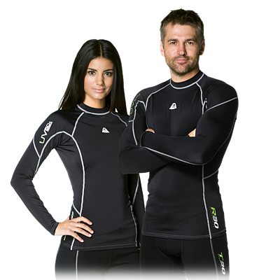 R30 Rashguard Long Sleeve