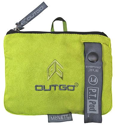 Ultra Compact Microfiber Towel medium Green