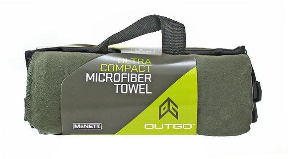 Ultra Compact Microfiber Towel X Large Moss