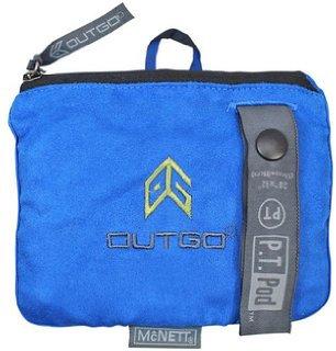 Ultra Compact Microfiber Towel medium Blue