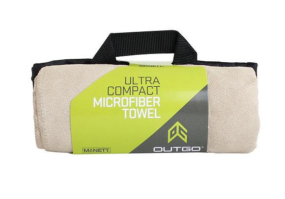 Ultra Compact Microfiber Towel X Large Khaki