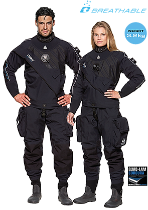 D9X Breathable Drysuit