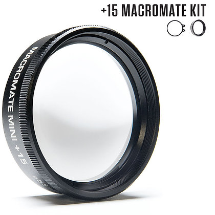+15 MACROMATE Kit