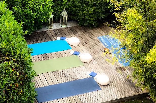 Yoga Wädenswil Home