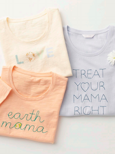 EARTH DAY GRAPHIC TEES